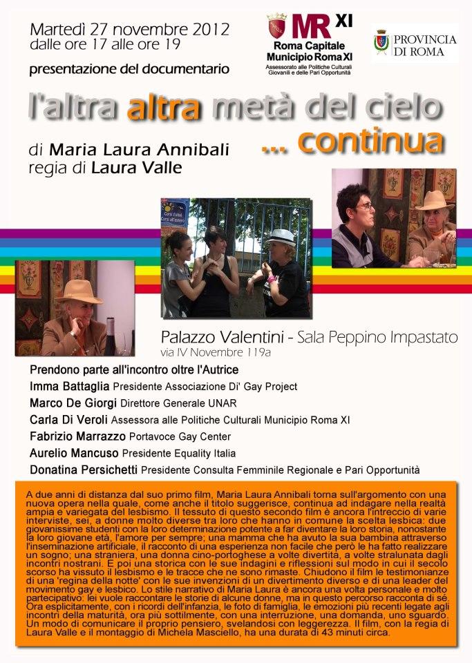 presentazione roma27-11-12