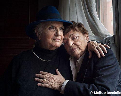 Melissa Ianniello con Maria Laura e Lidia – Premi internazionali di fotografia
