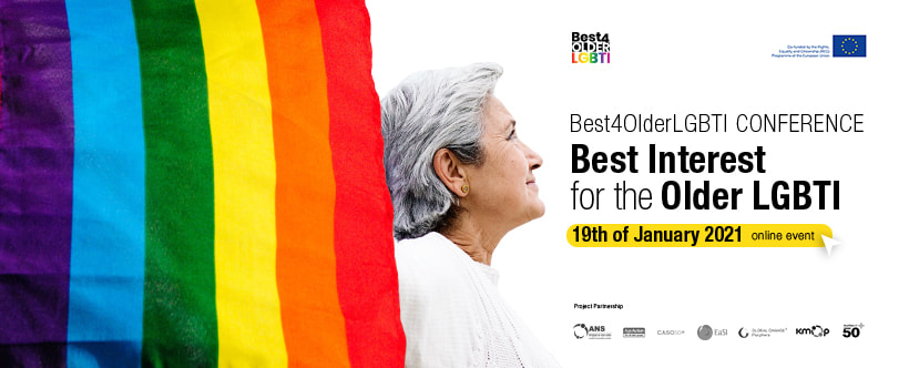 Convegno internazionale Senior LGBTQI