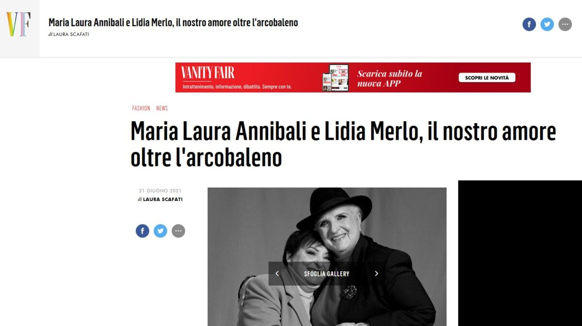 Maria Laura e Lidia testimonials di H&M – 2